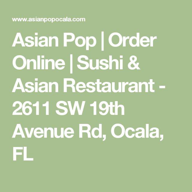 Asian pop ocala fl