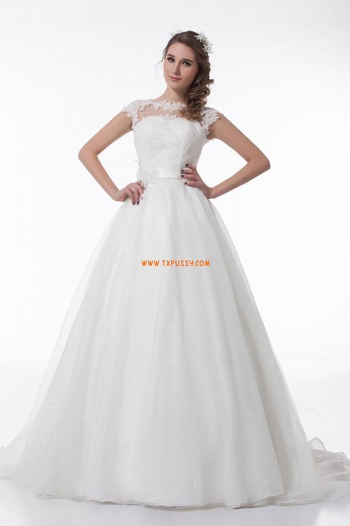 Naturel Robe de mariée 2014  Robes de mariée glamour  Pinterest