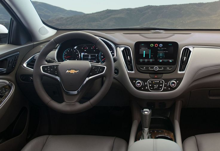 Car Pro Here It Is, Chevy's New 2016 Malibu - Car Pro