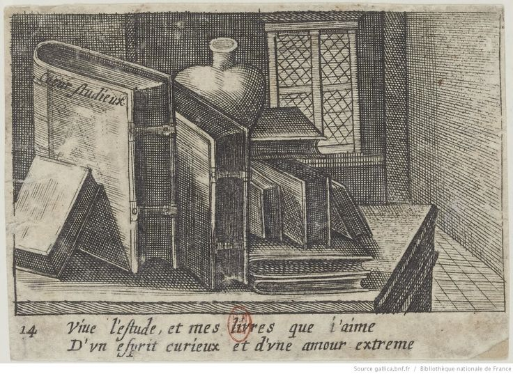 [Jeu de cartes à devises sur le thème des variations du cœur] : [estampe] -- 1600-1625 -- images