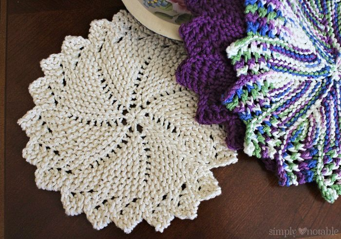 1377 best images about Dishcloths on Pinterest Free pattern, Dishcloth knit...