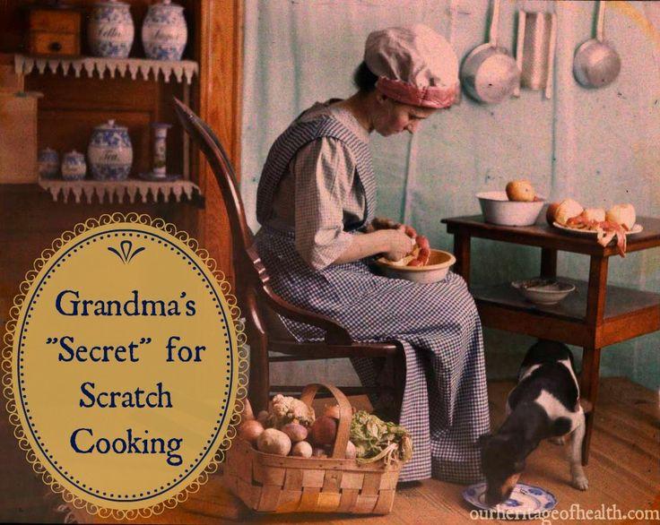 Granny Cook 94
