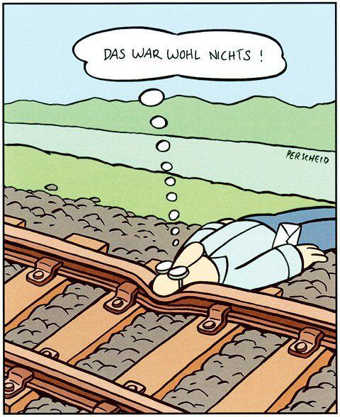 Cartoon 2010: 05 - Martin Perscheid: Abnehmen mit dem Mond | Sondermann-Preis- Frankfurter Rundschau