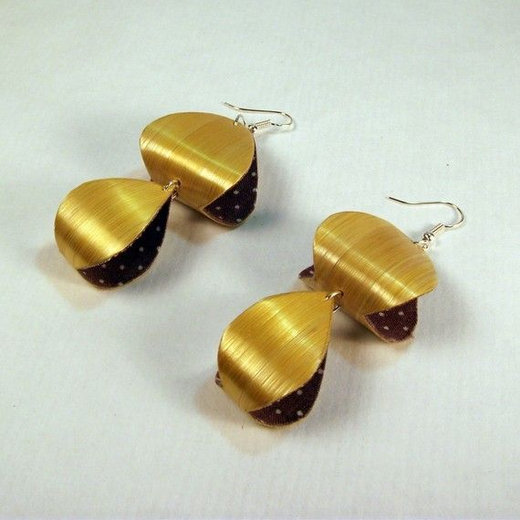 Boucles D 39 Oreilles En Formes De Petites 39 Lanternes