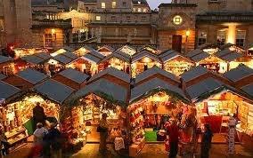 Birmingham Christmas fare
