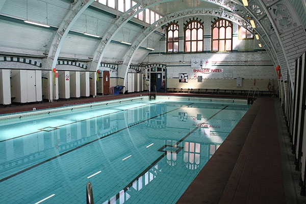 Moseley Road Baths Restoration Project Birmingham Grade Ii Listed Buildings Uk Endangered