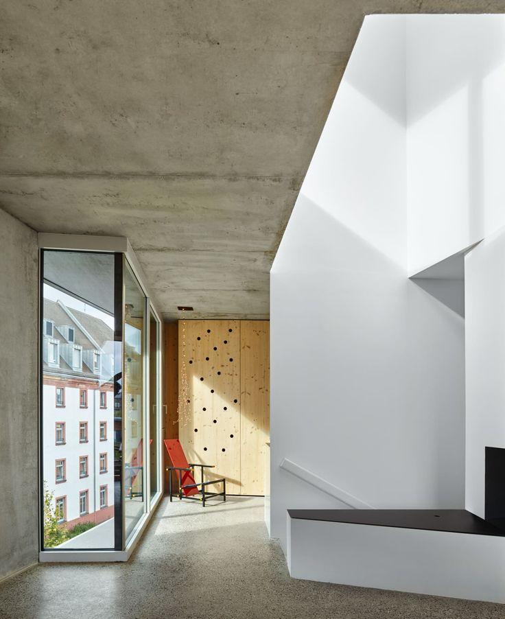 Dominique Coulon & Associés, Eugeni Pons, DAVID ROMERO-UZEDA · Offices and housing Strasbourg
