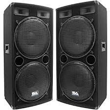Image result for concert speakers