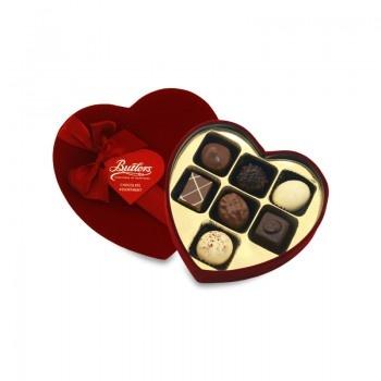 Medium Red Velvet Box of Chocolates €8. www.standun.com