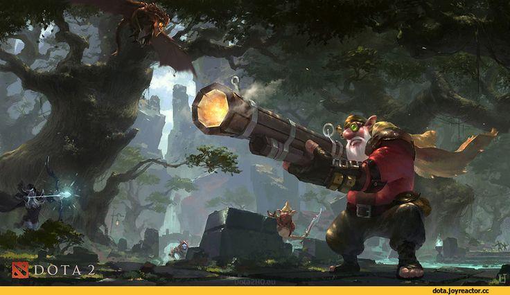 #Dota2 Dota,фэндомы,Dota Art,Sniper (Dota),Traxex the Drow Ranger,Slark,Gondar the Bounty Hunter,Dragon Knight