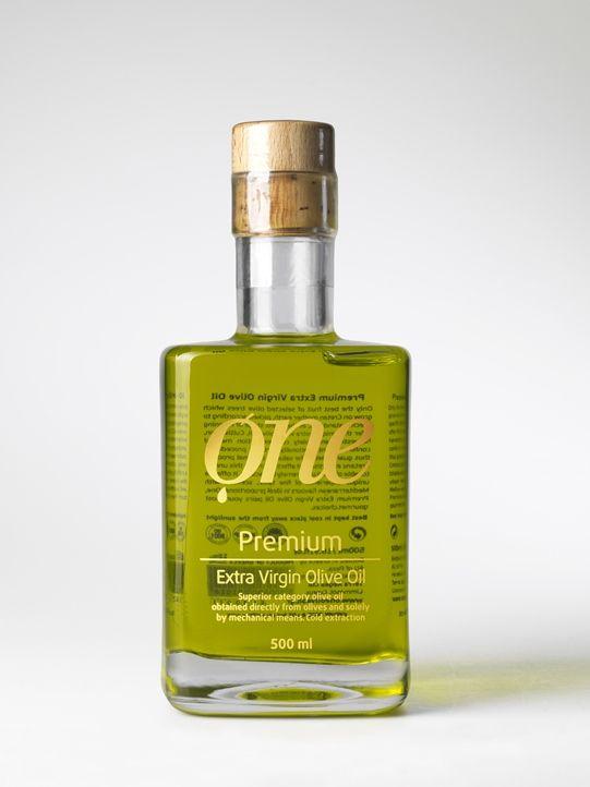 PREMIUM - One Extra Virgin Olive Oil from Crete