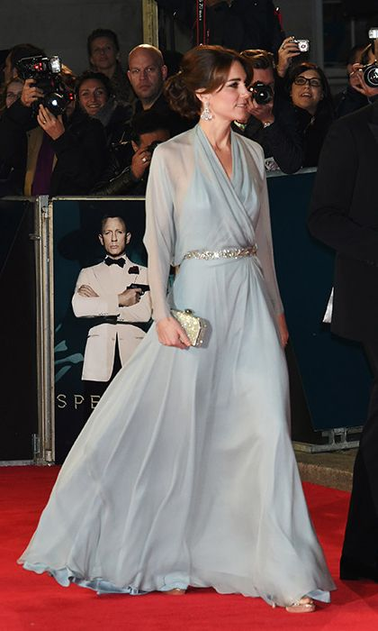 Royal style: Kate's fall fashion - HELLO! US