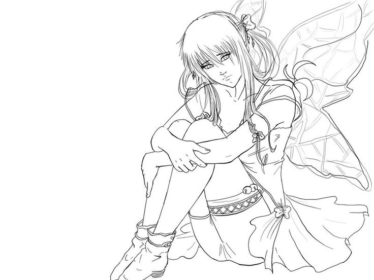 jewel fairies coloring pages - photo#9