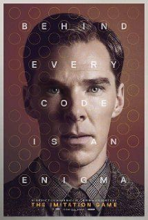 The Imitation Game (2014) English mathematician and logician, Alan Turing, helps crack the Enigma code during World War II.