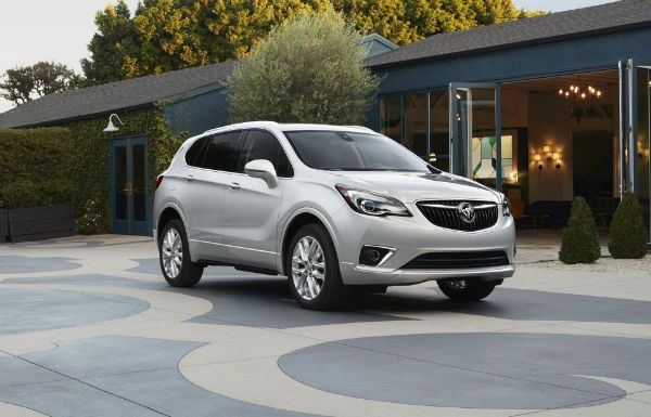 The 2020 Buick Envision Is An Advanced Suv With A Multitude Of Features Thoughtfully Crafted To Satisfy Your Unique Sense Of Buick Envision Buick Buick Models