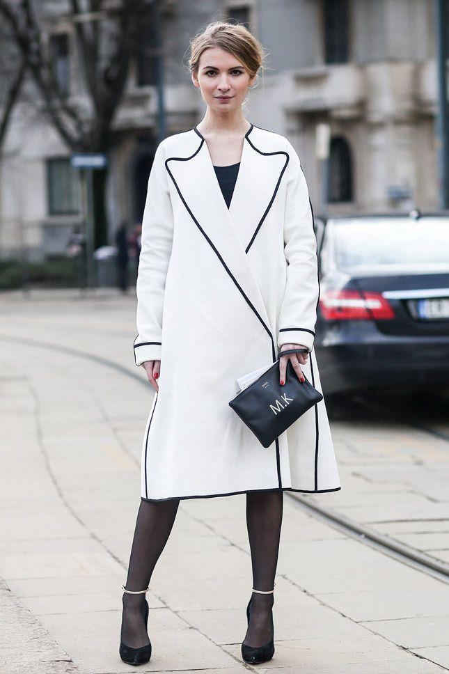 #MariaKolosova working white. Milan. #Kyklamasha