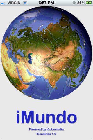 Países del mundo es un app educativa que ayuda a descubrir y  aprender todo tipo de datos geográficos como capitales, poblaciones, situación, idiomas o banderas, etc. de cualquier país del mundo. Usa test, desafíos, mapas interactivos y muchas cosas más