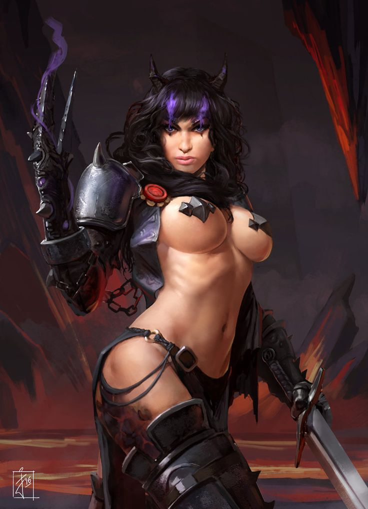 Sexy women of warhammer images — img 15
