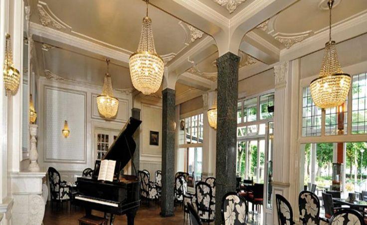 Grand Hotel Voncken, a Grand Hotel property, located in Limburg, Netherlands  http://www.historichotelsofeurope.com/property-details.html/grand-hotel-voncken-hampshire-classic