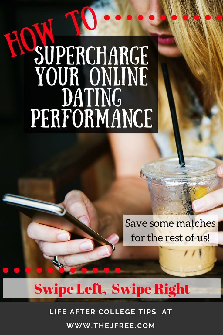 Life after online dating