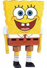 πινιατα, sponge bob, μπομπ ο σφουγγαράκης Piñata is the perfect party activity!!