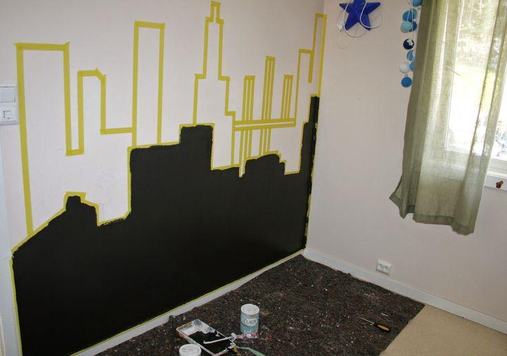 Batman rom #DIY