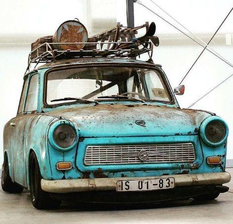 Rat Rod Trabant | Rat Rod, Street Rod, and Hot Rod Car Shows
