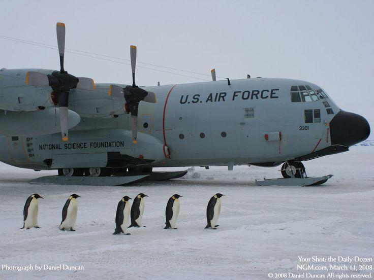 McMurdo Station, Antarctica.  Photo by Daniel Duncan.