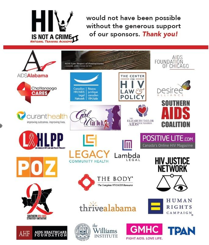 HIV IS NOT A CRIME III PRESS RELEASE