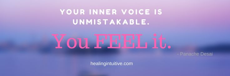 Trust. Intuition. Spirit. Knowing. It is always there. Feel it. See more at healingintuitive.com.