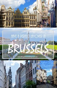 Stuck on a Belgium layover at Brussels Airport (BRU)? Great! No, I'm just kidding ;-)… usually layovers suck. It's mostly wasting prec...