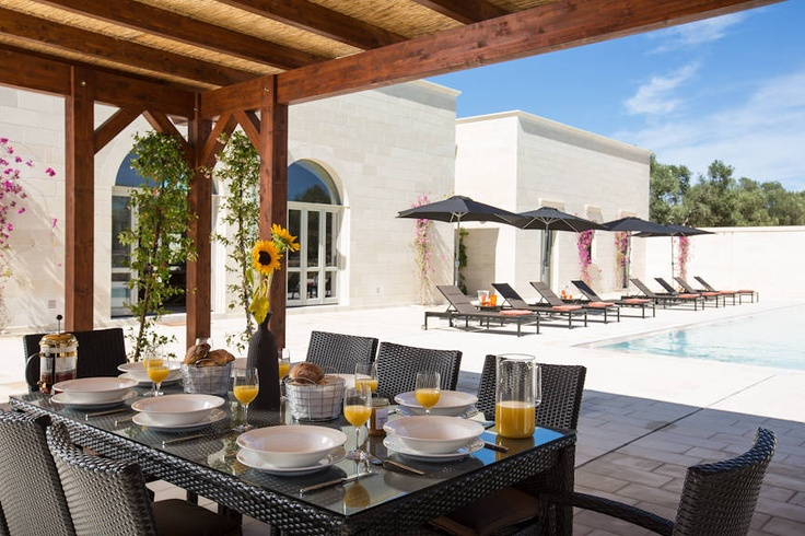 Masseria L'Olivo, #Puglia, #Italy #TheHideawaysClub  http://www.thehideawaysclub.com/properties2/index/property/id/127/fund/1