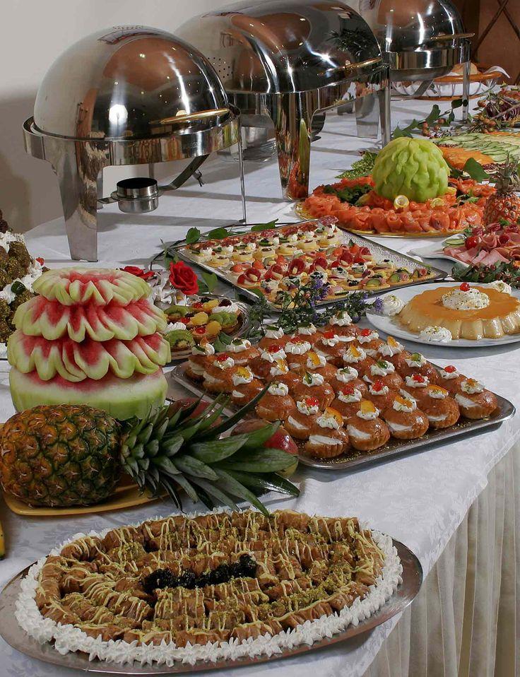 Catering-Ζαχαροπλαστεία,Ν. Θεσσαλονίκης,Χούτος Catering www.gamosorganosi.gr