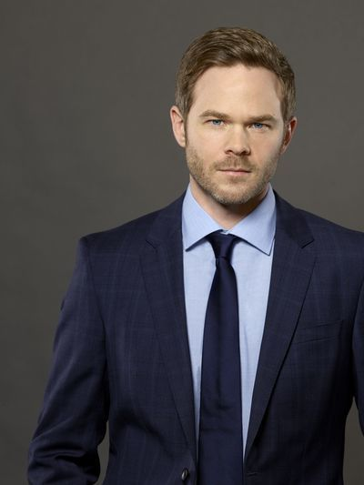 Shawn Ashmore in Conviction (2016) Series
