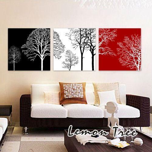 imagenes de cuadros decorativos para salas - Buscar con Google
