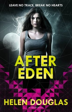 After Eden by Helen Douglas - den Anfield loves puzzles, so when mysterious new boy Ryan Westland shows up at her school she's hooked. On the face of it, he's a typical American teenager. So why doesn't he recognize pizza? And how come he hasn't heard of Hitler? What puzzles Eden the most, however, is the interest he's taking in her.