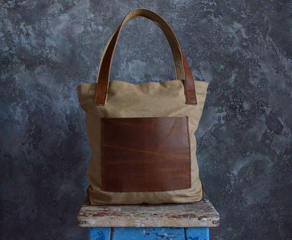 Canvas Tote Bag Canvas Tote Bag Minimalist Canvas Tote Bag