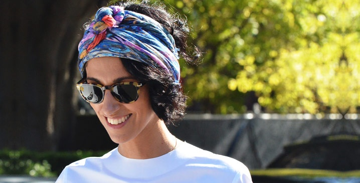 Yasmin Sewell's perfect summer style
