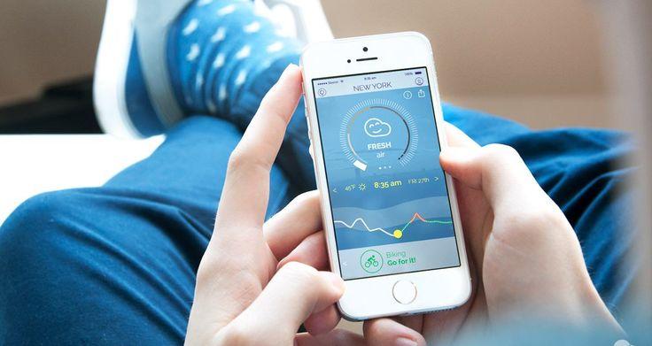 Conoce sobre Aléjate de la contaminación gracias a esta aplicación
