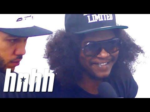 Ab-Soul talks BET Cyphers and Mac Miller being the new Ice Cube - Smokers Club Tour