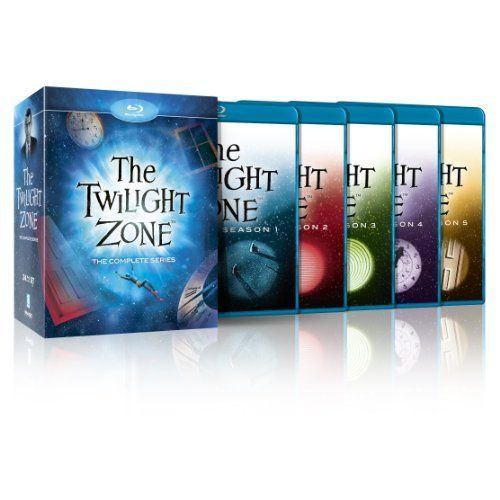 The Twilight Zone: The Complete Series [Blu-ray] (1964)