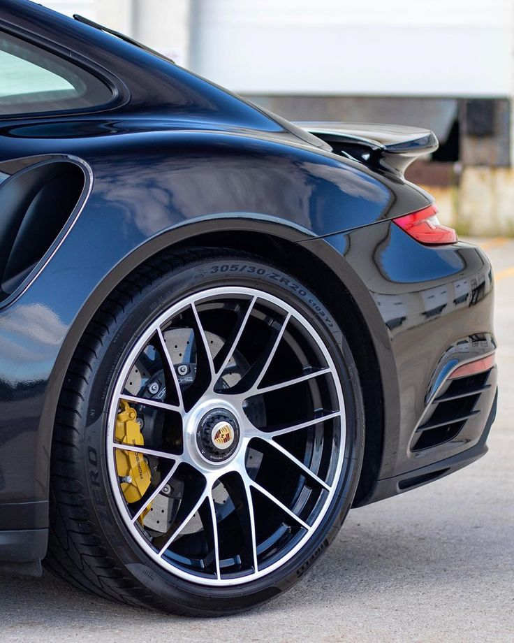 "Byers Imports Porsche on Instagram: ""It's #WheelWednesday, and today we feat…"