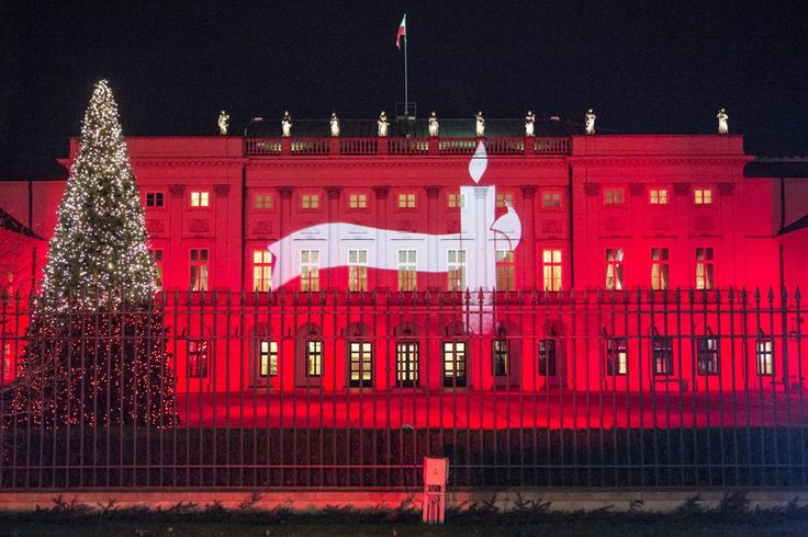#warsaw #poland #presidential #palace