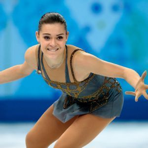 Adelina Sotnikova ~ 2014 Olympic Gold Medalist in Ladies' Figure Skating