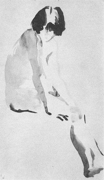 Мастер-класс по туши: иллюстрации к теоретической части Дмитрия Горелышева: strg_circle