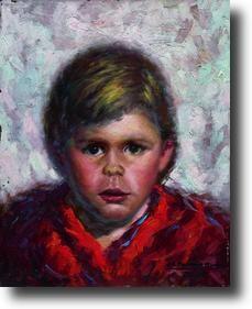 Ritratto di bambino