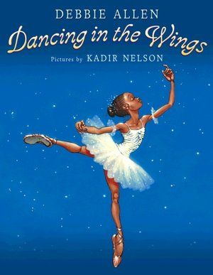Great Read aloud for Self confidence--I also love Debbie Allen & Fame. :-)