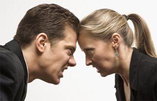 5 peles mas comunes en las parejas. Emol