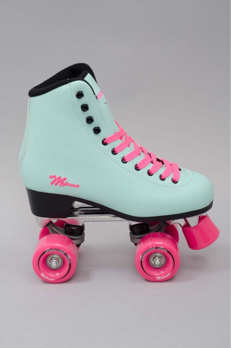 Roller skates york - Powerslide Melrose Turquoise Pink 2016 I 091715 2
