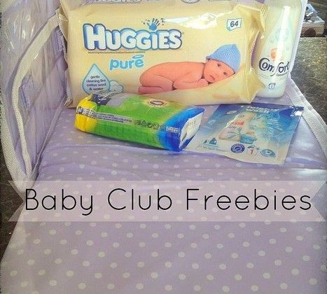 Baby Club Freebies